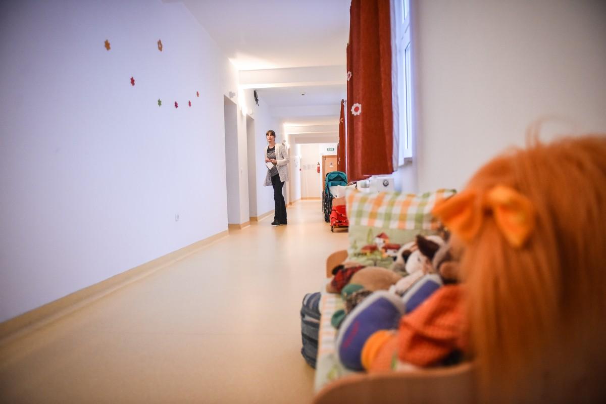 Strigăt de ajutor de la singurul hospice din Sibiu - ultima speranţă a copiilor grav bolnavi