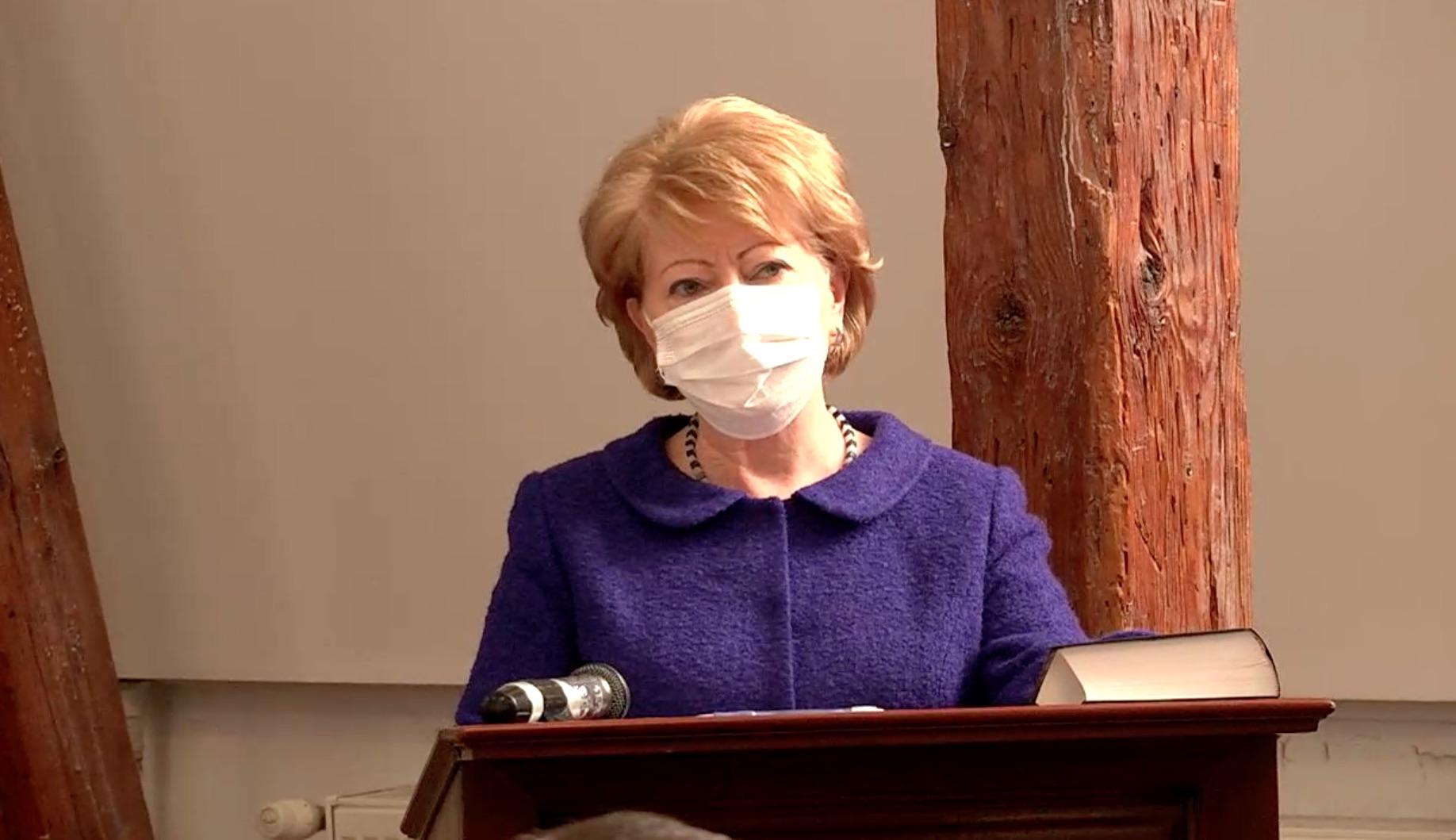 Primarul Astrid Fodor la TVR: Azi, mâine, Sibiul se gâtuie