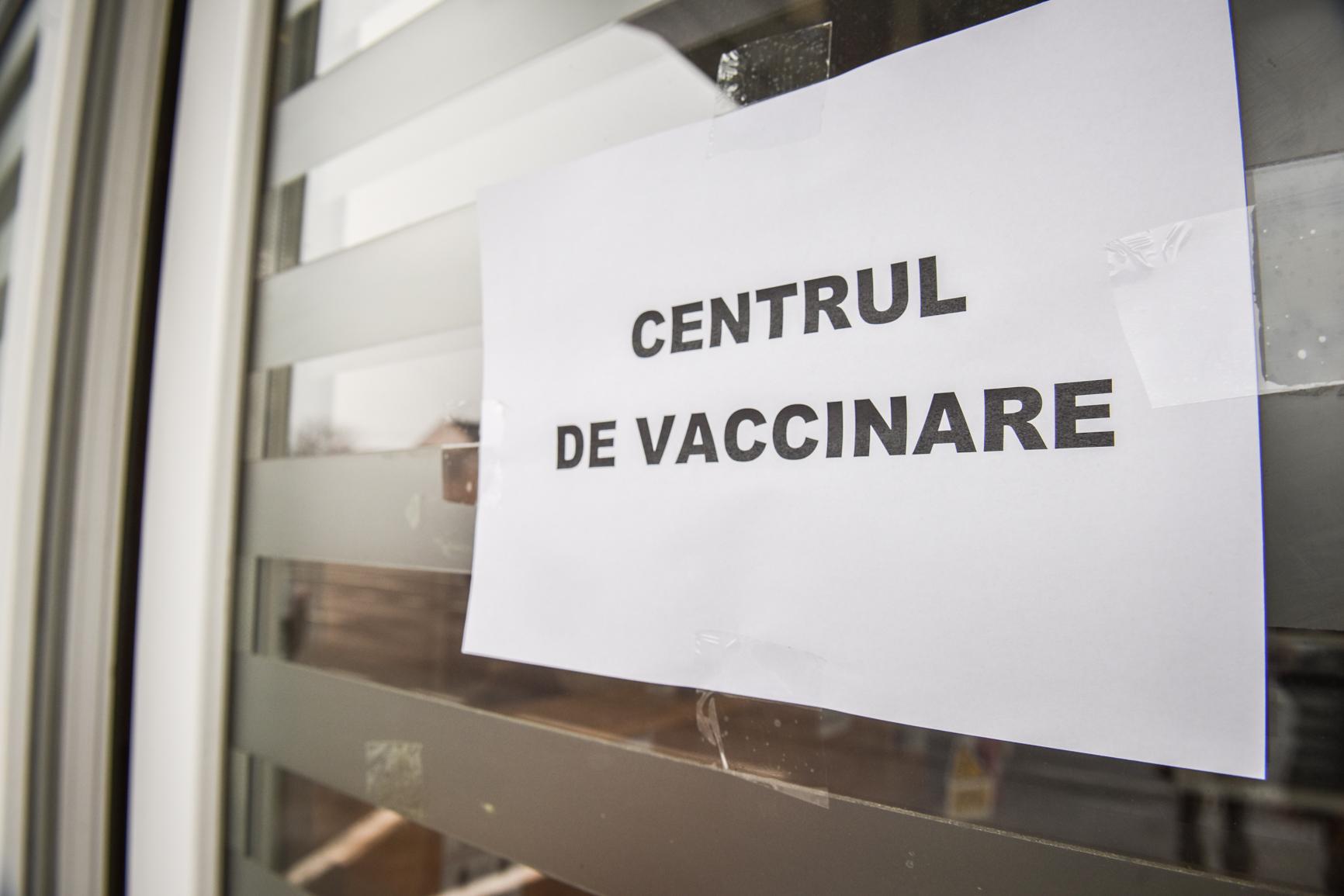 Două noi centre de vaccinare. Peste 2.400 de sibieni se vor putea programa de mâine pentru vaccinarea cu Pfizer