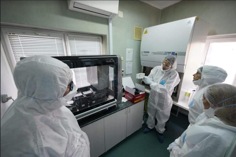 Spitalul Județean anunță achiziționarea a 1.000 de teste pentru identificarea tulpinii britanice a noului coronavirus