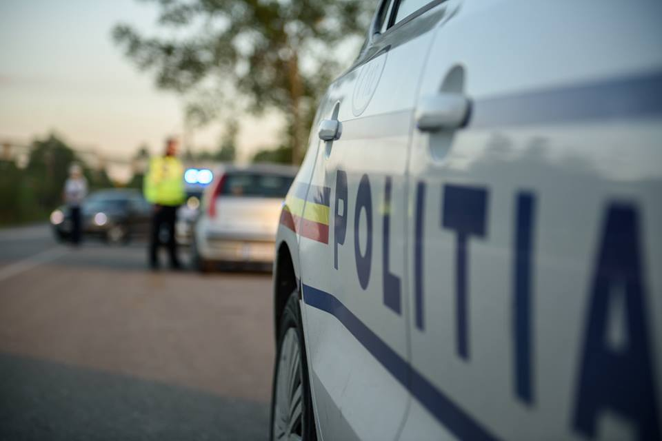 100 de polițiști sibieni au patrulat prin județ și au aplicat amenzi, ieri, în contextul stării de alertă