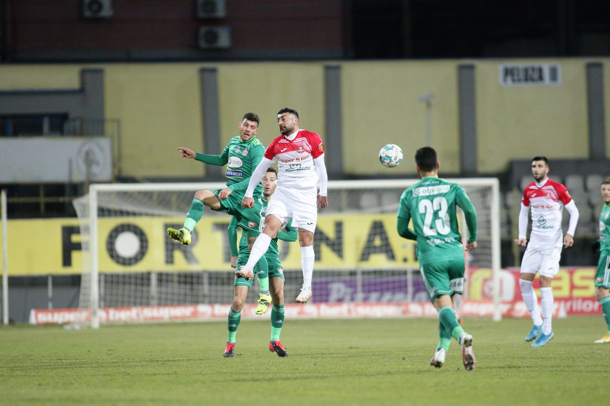 FC Hermannstadt – Sepsi 1 la 2. O nouă înfrângere pe seama arbitrilor