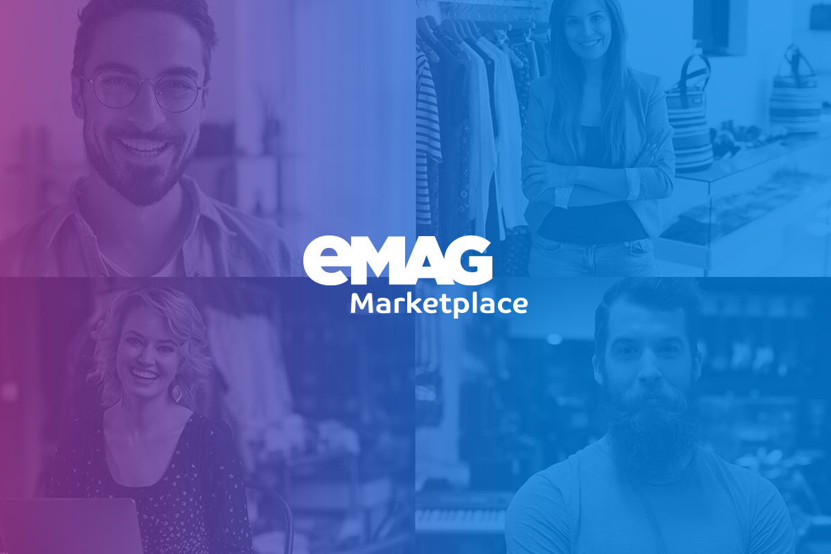 eMAG Marketplace: Drumul de la un laptop conectat la internet, la 500 de mii de clienți