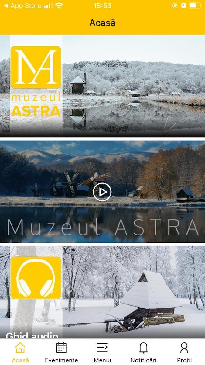 """Muzeul ASTRA lansează o aplicație gratuită. """"Este perfectă mai ales pe timpul pandemiei"""""""