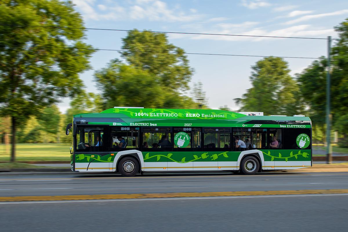 Primăria Sibiu achiziționează 9 autobuze electrice pentru traseele 5 și 13