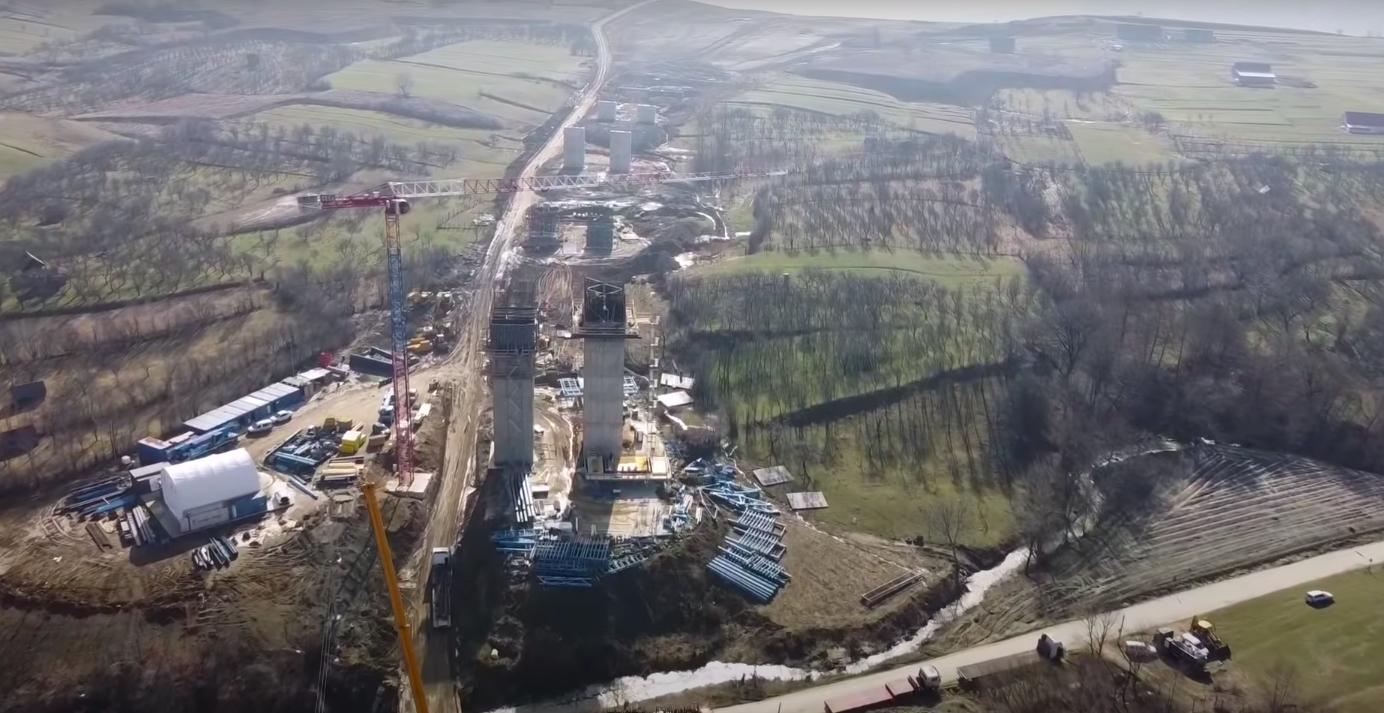 VIDEO - Mobilizare bună pe întreg tronsonul autostrăzii Sibiu-Boița