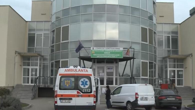 Sancțiuni la Spitalul din Arad după ce rudele unor pacienți Covid au acuzat, printre altele, sedarea care a dus la moartea pacienților