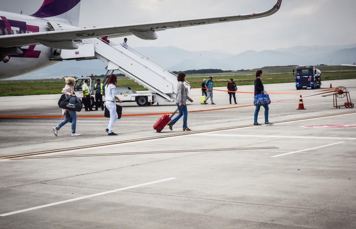 Aeroportul Sibiu: aproape opt milioane de euro pentru creșterea nivelului de siguranță al pasagerilor