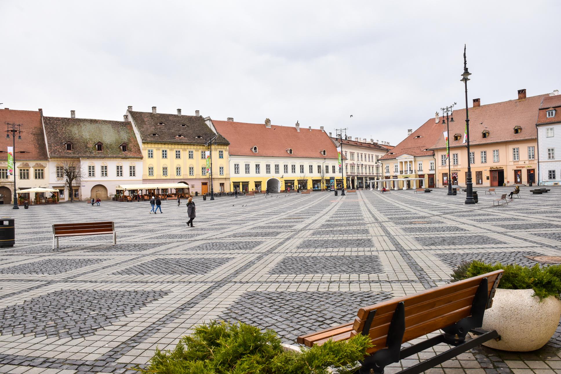 3,81 - rata de infectare crește în municipiul Sibiu, iar Șelimbărul trece de 4. Situația în localitățile județului