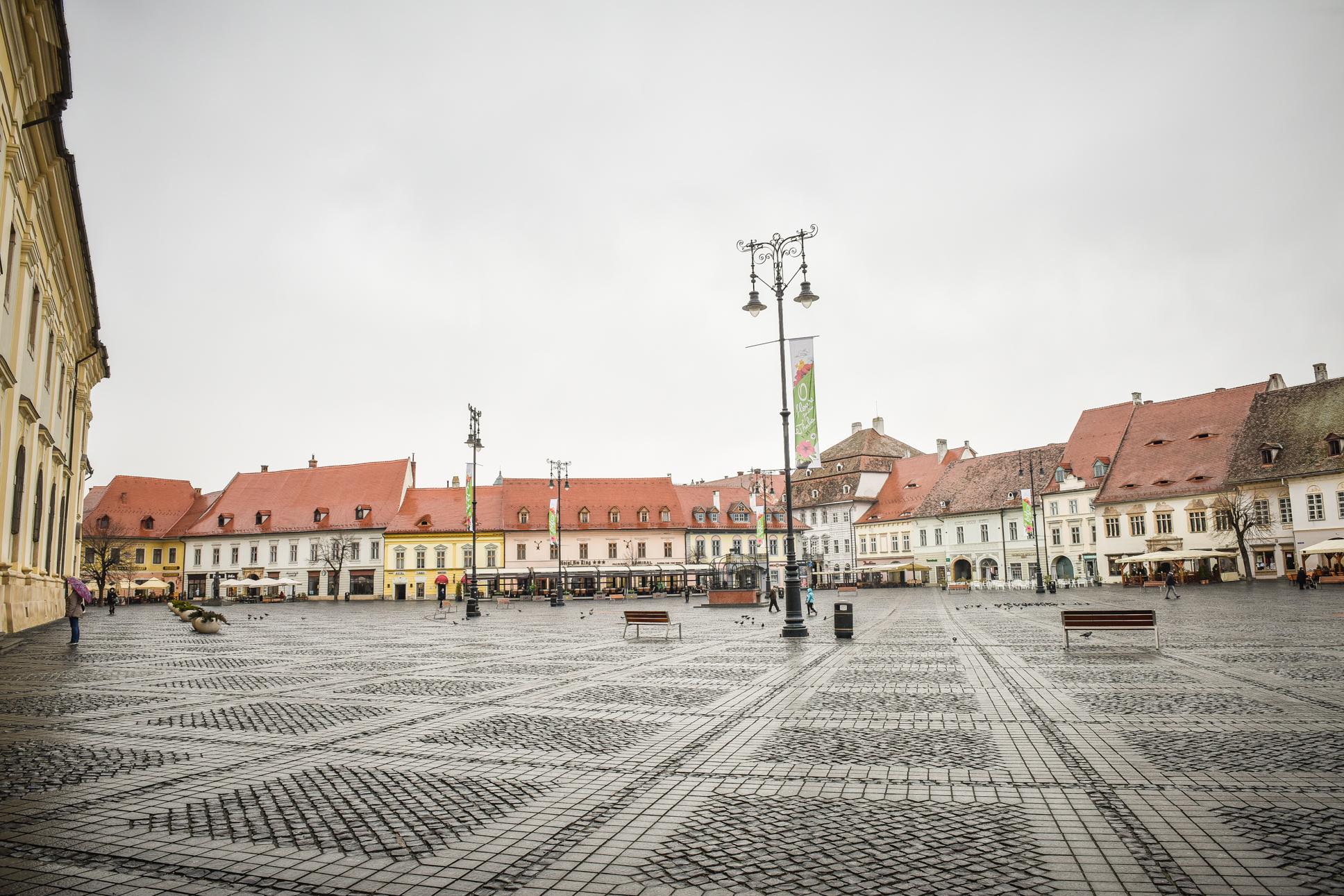3,92 - incidența continuă să crească în muncipiul Sibiu. Situația în localitățile județului