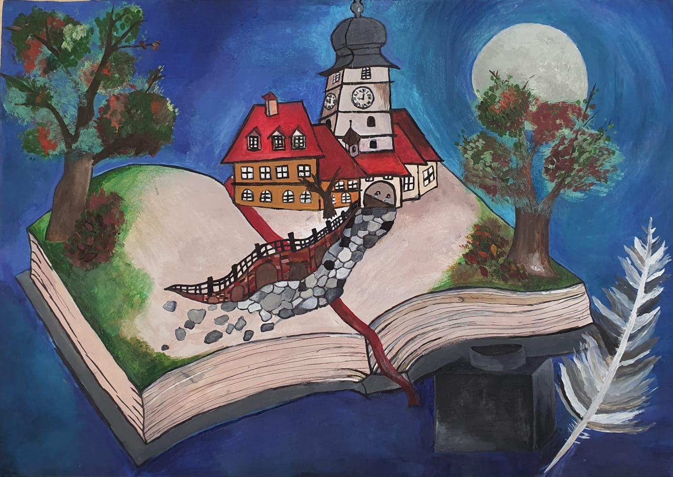 """Colegiul """"Octavian Goga"""": Peste 200 de participanți la un concurs național dedicat poetului Radu Stanca"""