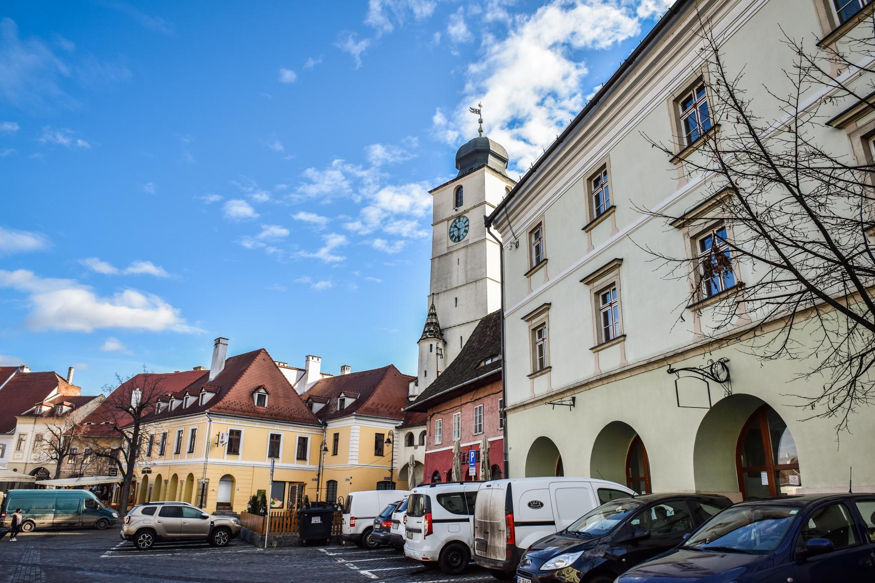 2,88 - rata de infectare în municipiul Sibiu. Situația în fiecare localitate