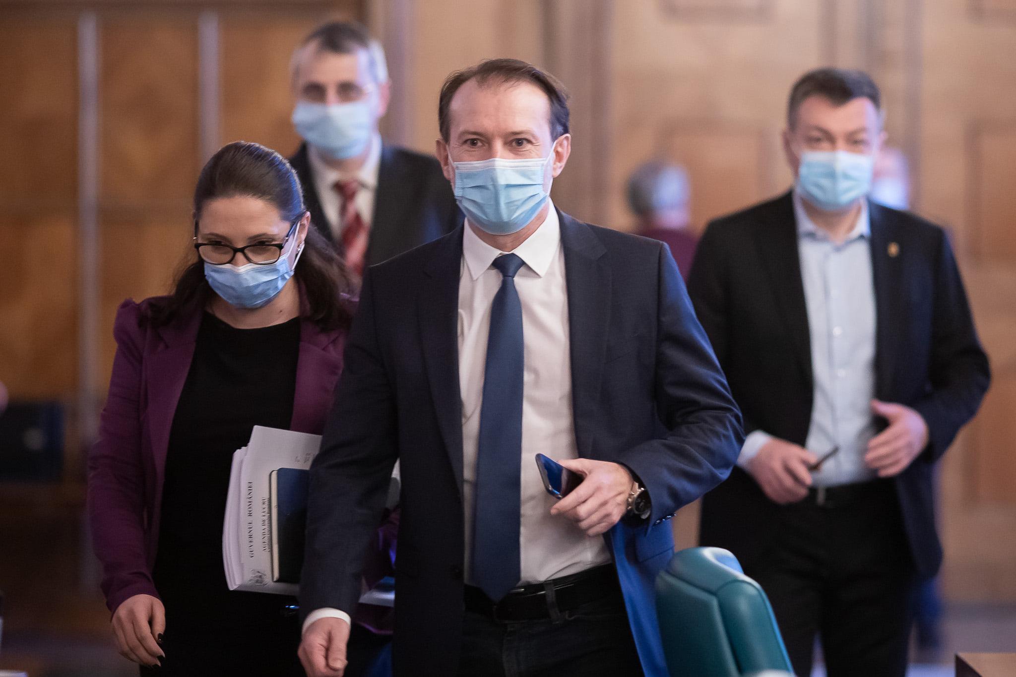 Florin Cîțu: România nu va intra în lockdown