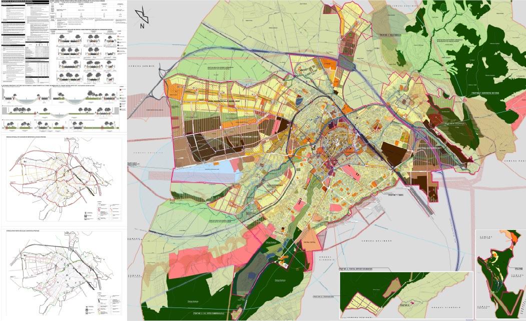 Planul urbanistic general al Sibiului, adoptat pe vremea lui Iohannis, va fi prelungit mai mulți ani