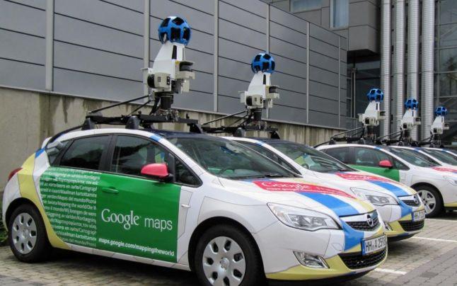 Maşinile Google revin în Sibiu și alte peste 100 de localități din România pentru a actualiza imaginile Street View