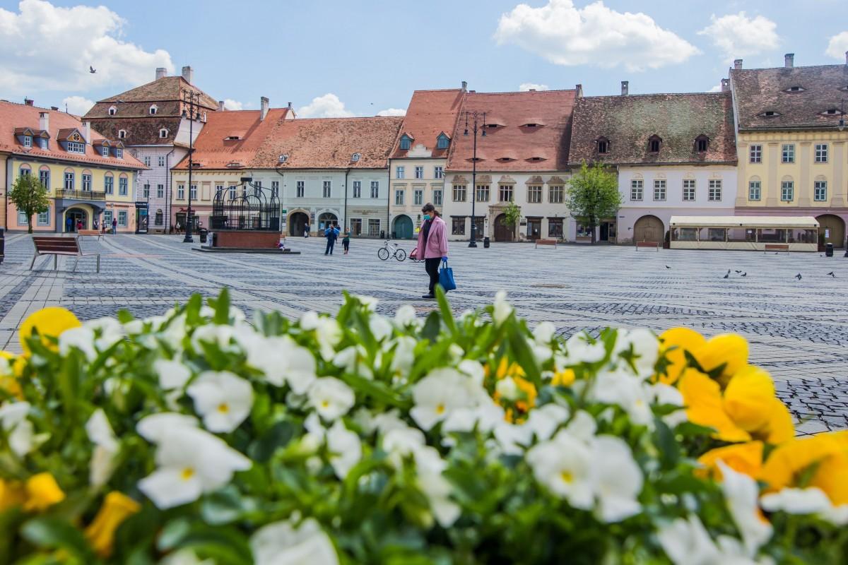 4,7 - Incidența scade ușor în muncipiul Sibiu, dar crește la 5,62 în Cisnădie. Situația în localitățile județului