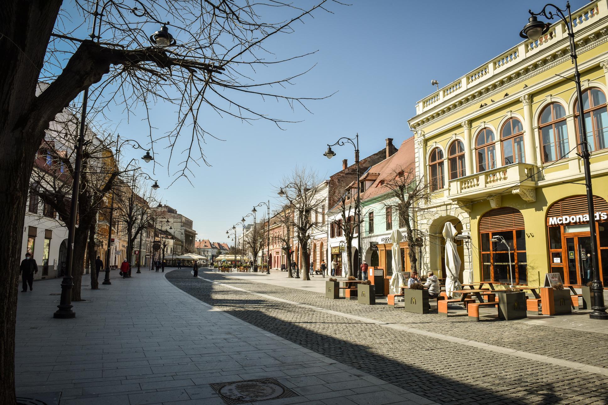 Creștere îngrijorătoare a incidenței: Sibiul și Șelimbărul trec de 5. Cisnădia are cea mai mare rată de infectare din județ