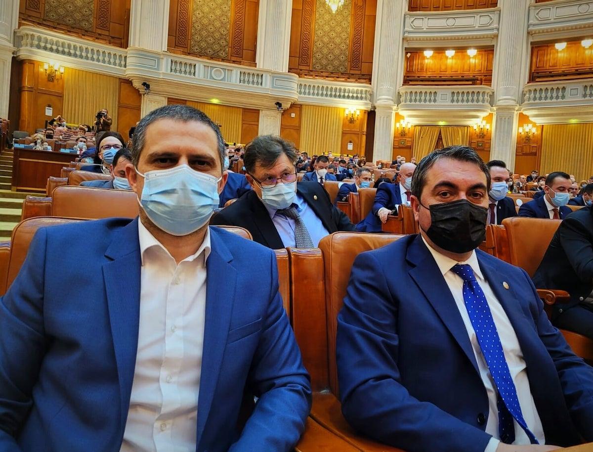 """Bogdan Trif, PSD Sibiu: """"În Legea Bugetului, PNL, USR și UDMR au tăiat până și din ajutorul de înmormântare!"""""""
