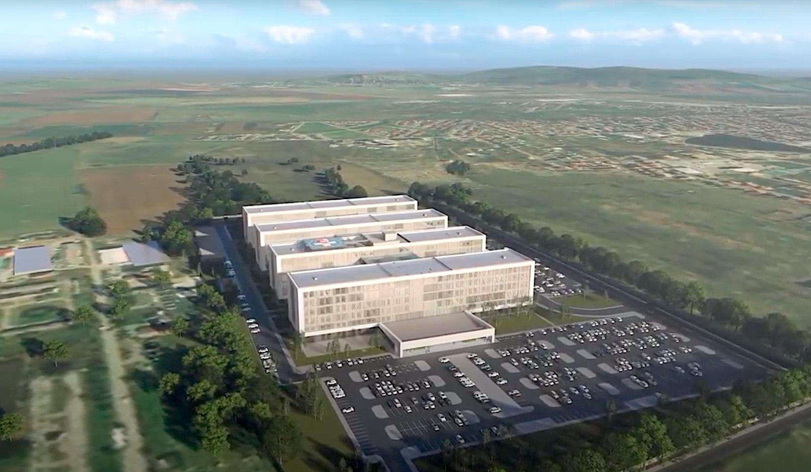 VIDEO Termenul optimist pentru noul Spital județean: anul 2025. Vechiul spital, propus să fie vândut