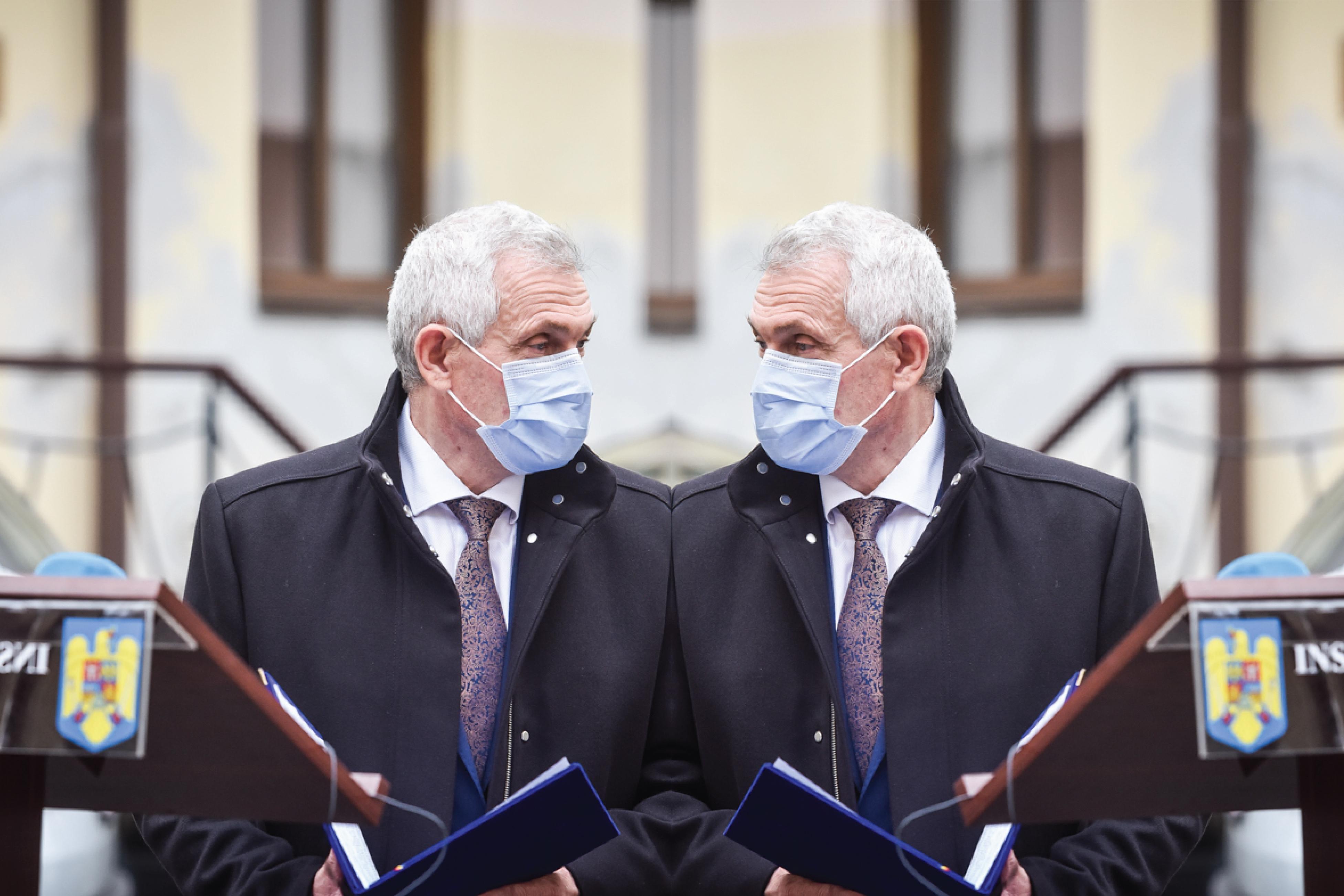 Mircea Crețu a fost numit din nou prefect. Depune joi jurământul