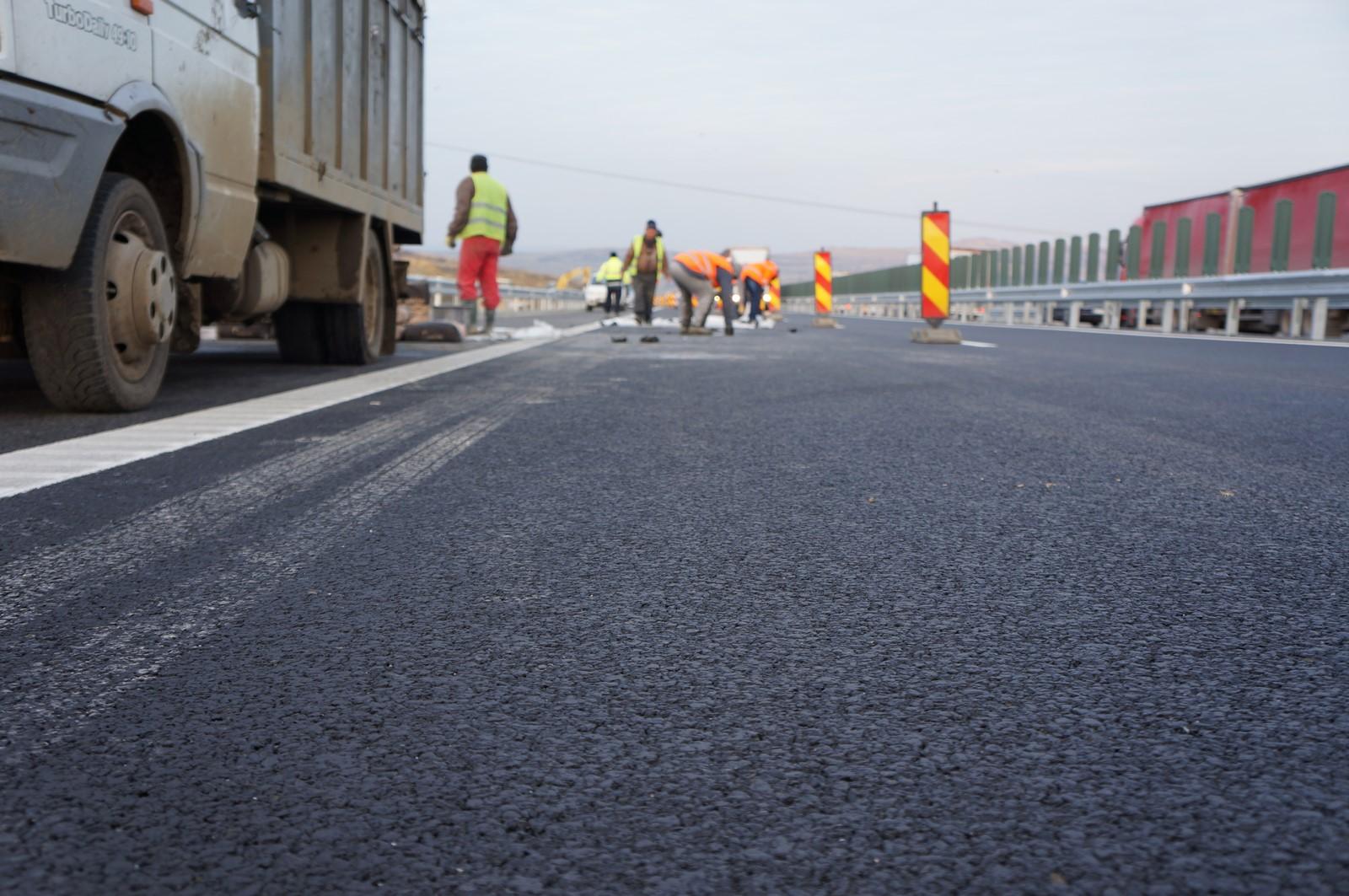 Licitație pentru autostrada Brașov – Făgăraș. 21 de milioane pentru completarea studiului de fezabilitate