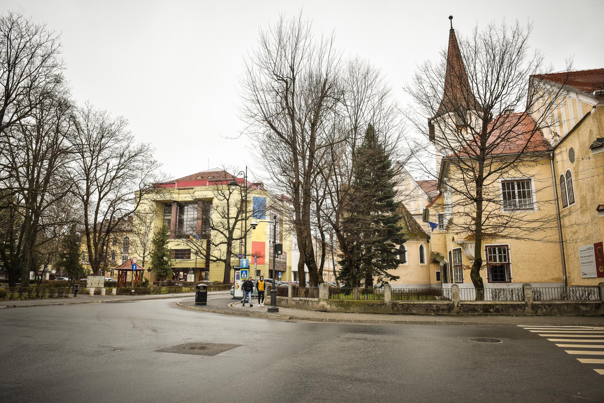 Incidența crește din nou în Cisnădie, Șelimbăr și Sibiu. Situația în localitățile județului