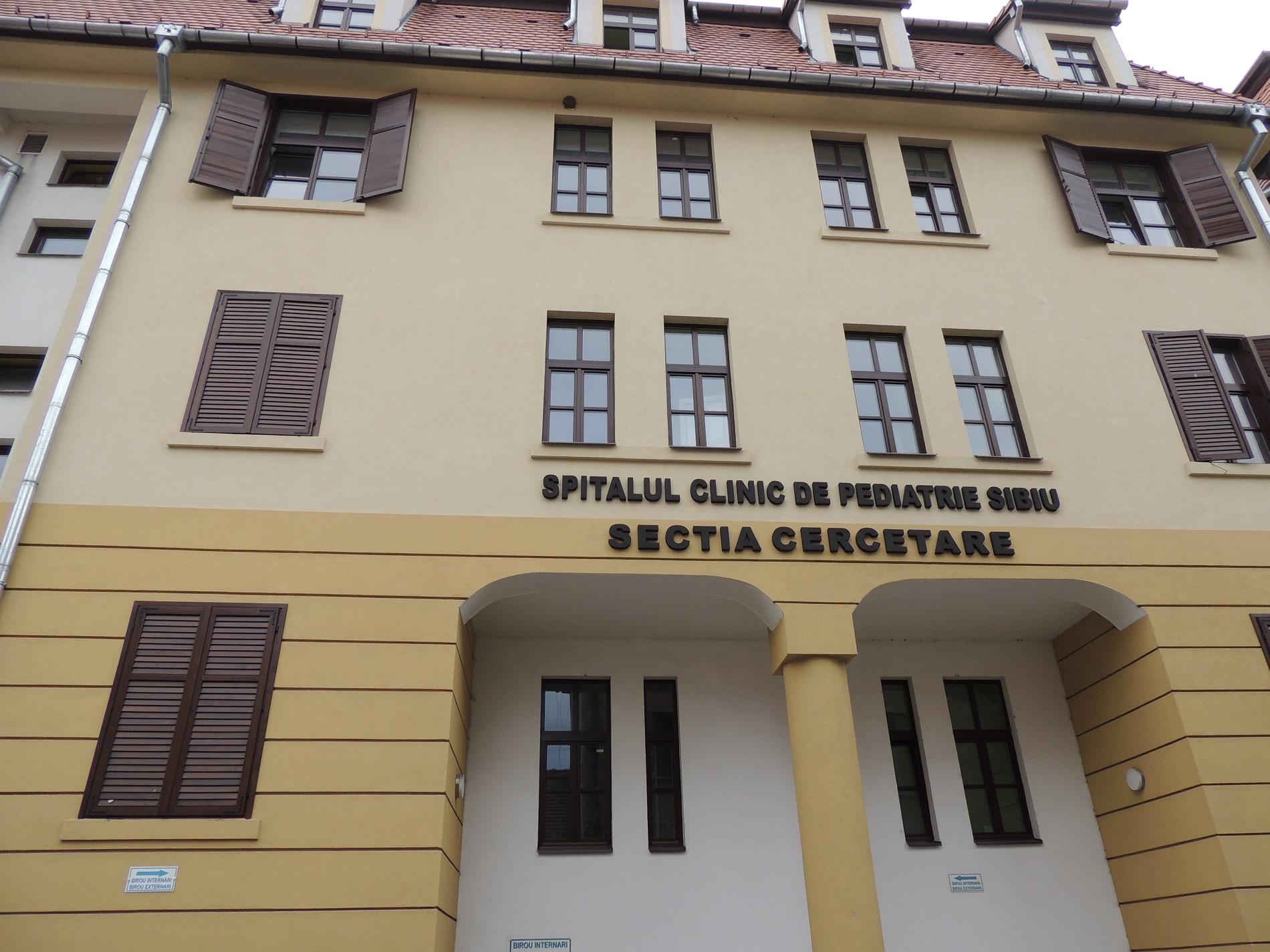 Noul Spital județean va lăsa Primăria Sibiu fără niciun spital în subordine