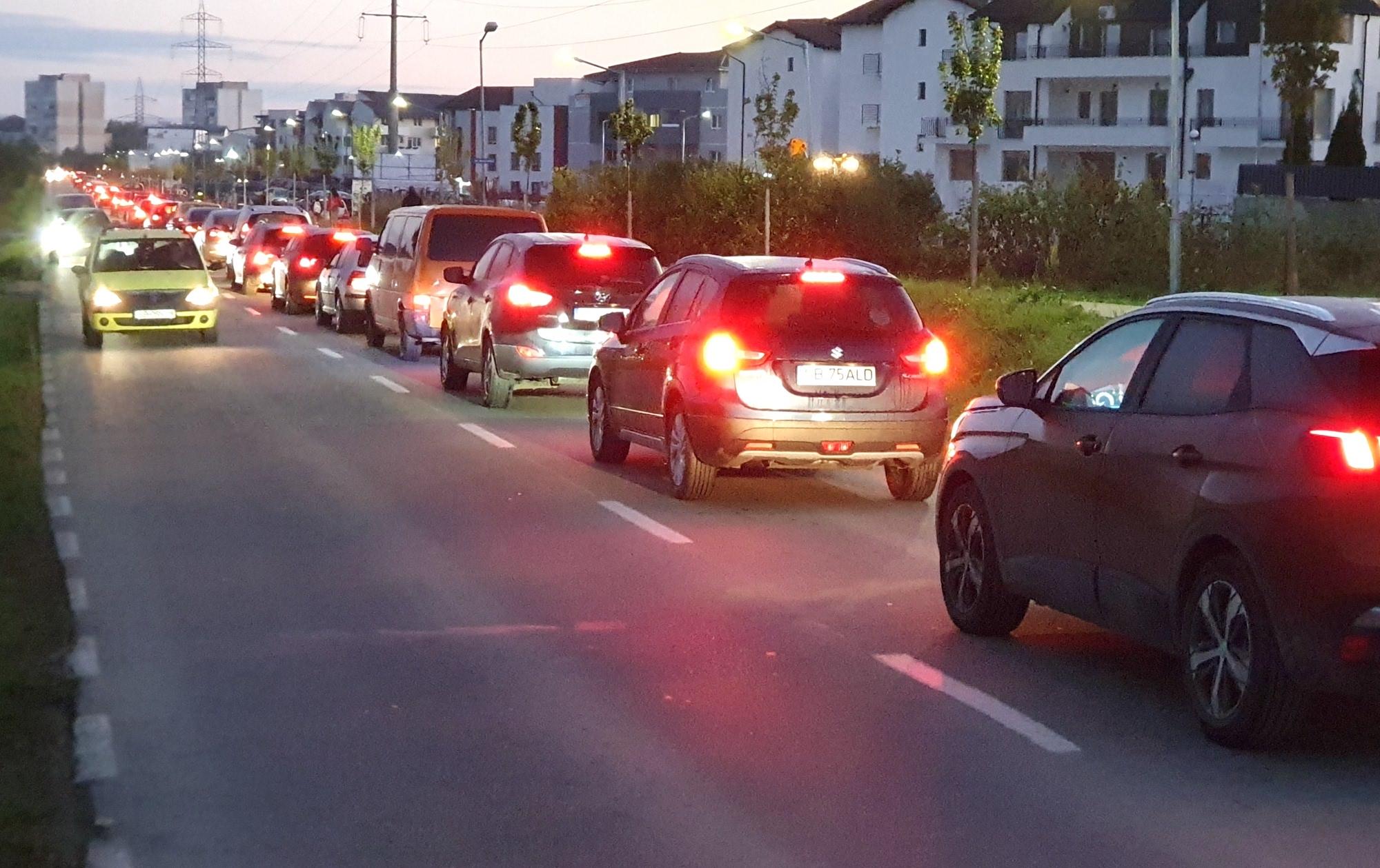 Carantinarea Cisnădiei: patru filtre rutiere, timp de două săptămâni