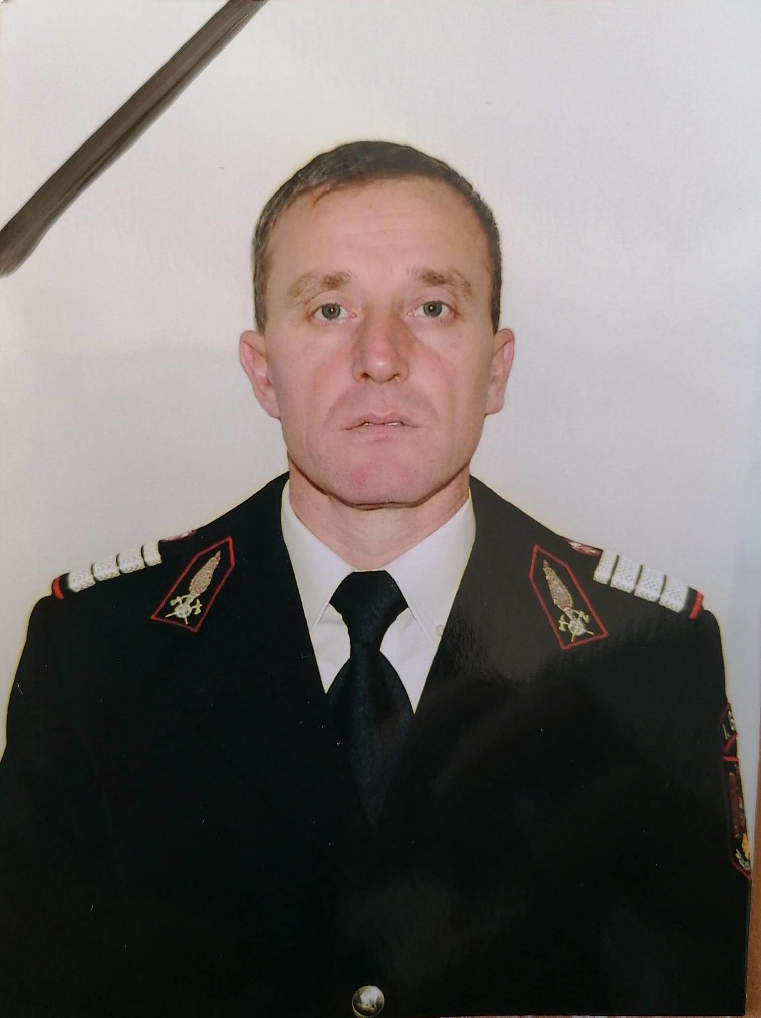 Doliu la ISU Sibiu. Plutonierul adjutant șef Pîngulescu Gheorghe lasă în urmă o soție și doi copii