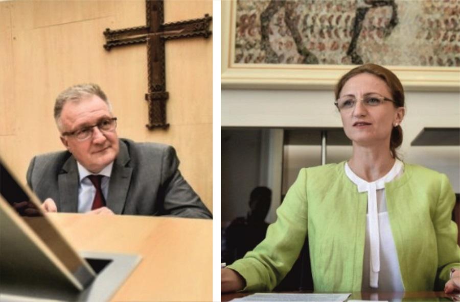 """Procesul președinților """"reloaded"""". Județul condus de Daniela Cîmpean a pierdut al doilea proces cu Ioan Cindrea"""