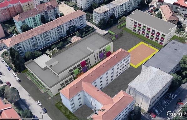 Primăria Sibiu: Două investiții majore pentru unitățile de învățământ din Sibiu