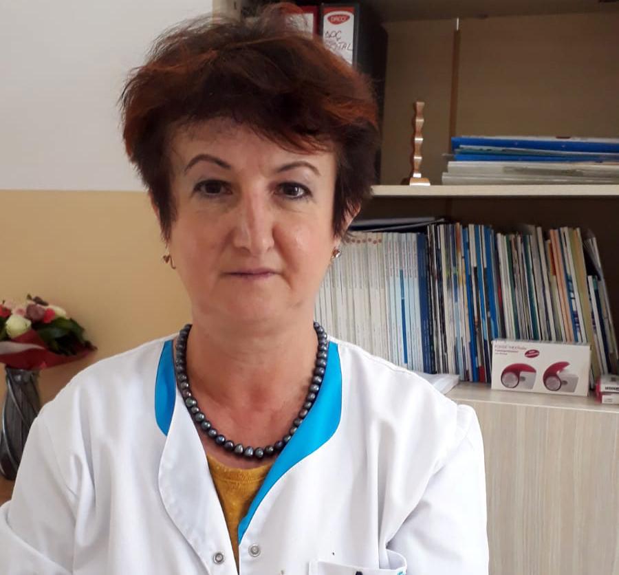 Dr. Lavinia Danciu rămâne director medical la Spitalul TBC din Sibiu. A luat concursul cu notă maximă