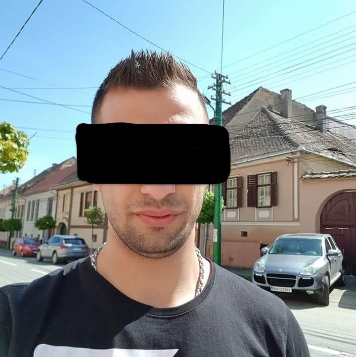 Ursu din Cisnădie: Bărbatul prins că a plecat de trei ori din izolare este același care a fugit de Poliție anul trecut prin Sibiu