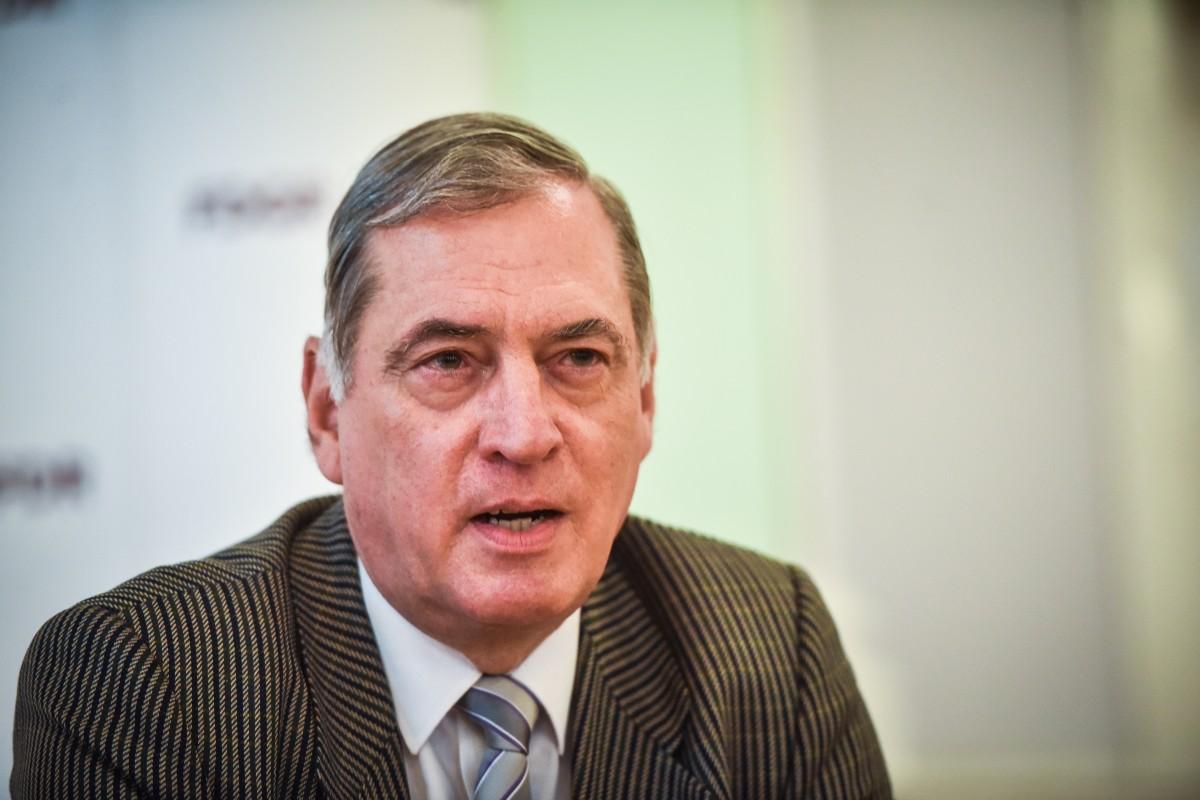 Dr. Paul Porr a fost reales președintele FDGR. Finul lui Iohannis a fost votat în unanimitate
