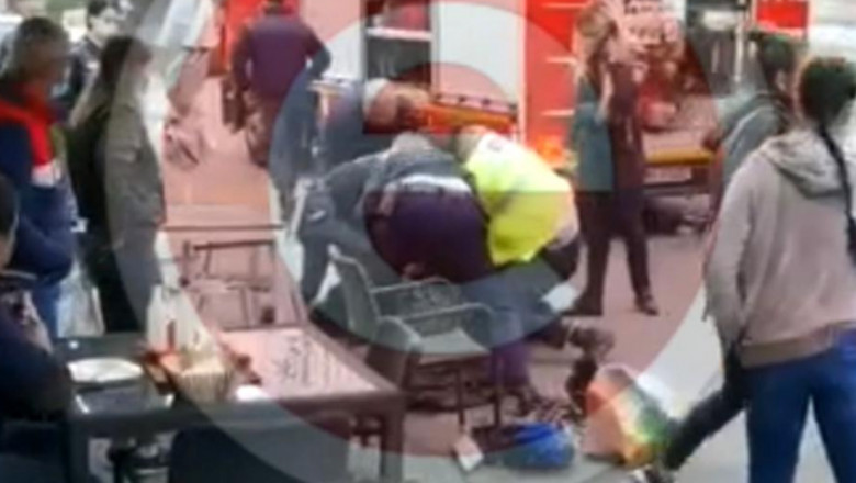 """Cazul bărbatului din Pitești, imobilizat de polițiști: """"a murit violent, asfixiat"""""""