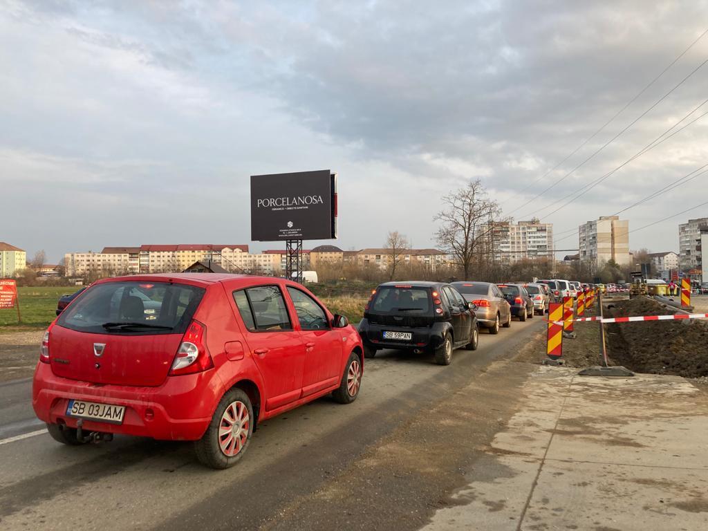 Șofer prins beat la volan, în filtrul de poliție de la Euroil