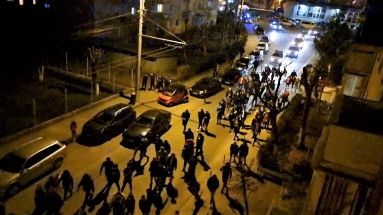 Amenzi de 21.300 de lei aplicate de jandarmi protestatarilor din municipiul Mediaş