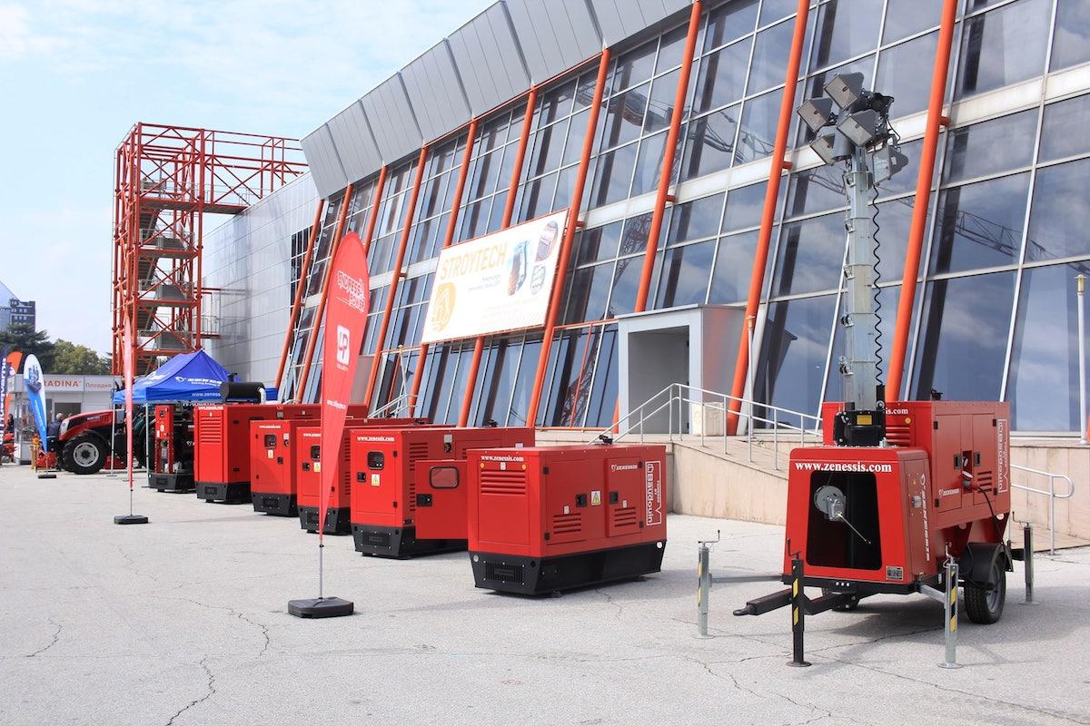 Endress Group asigură surse energetice durabile cu generatoare de curent