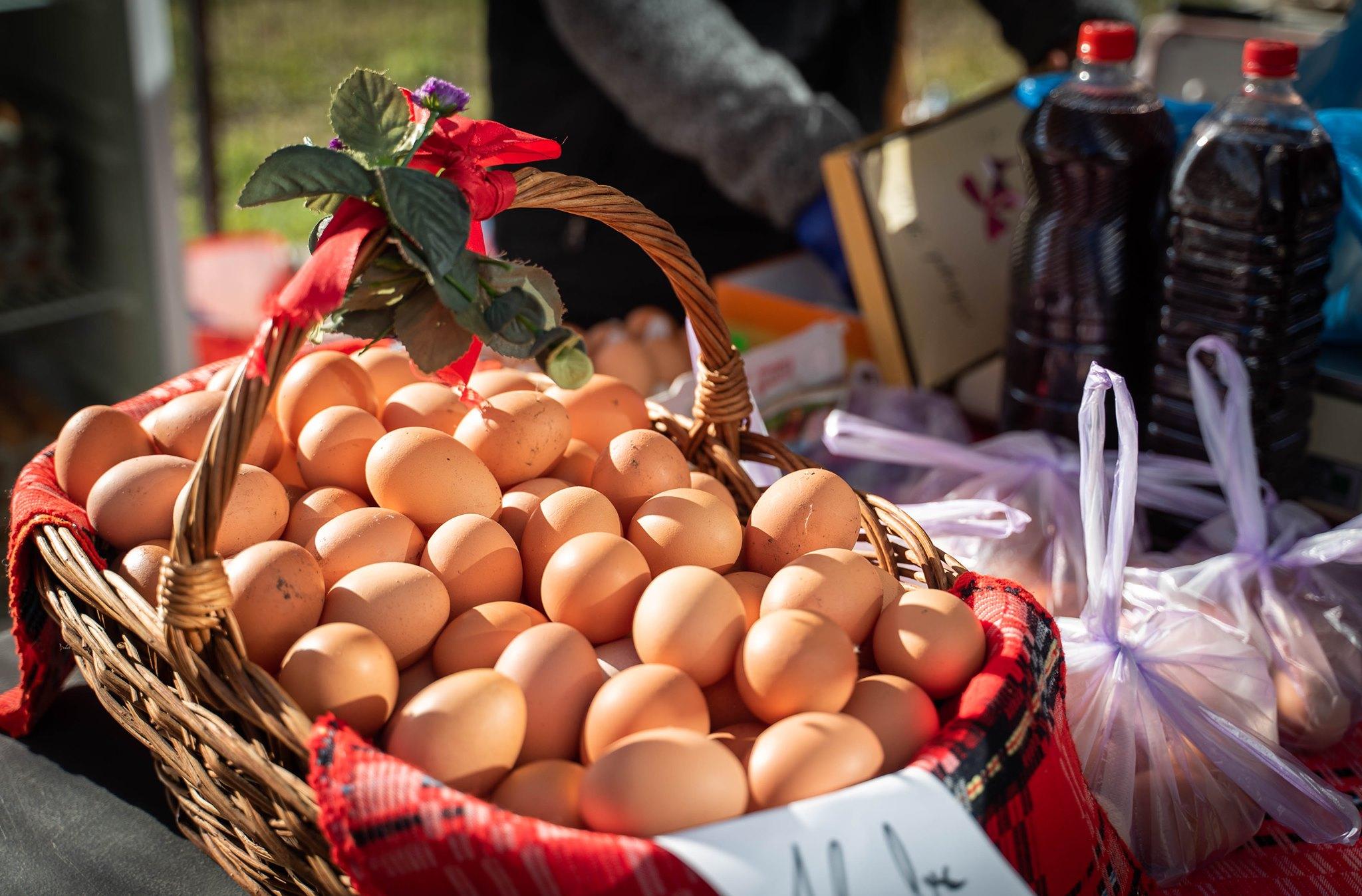 Piața Volantă Transilvania, deschisă pentru sibieni înainte de sărbătorile pascale