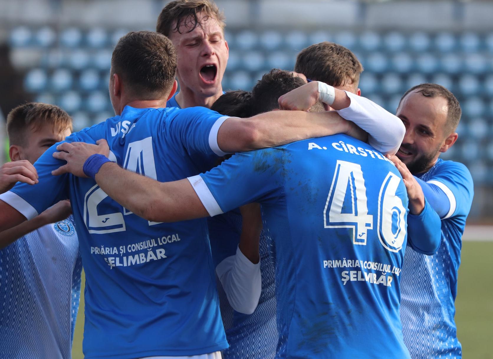 Viitorul Șelimbăr - Măgura Cisnădie, posibil meci de promovare în Liga 2
