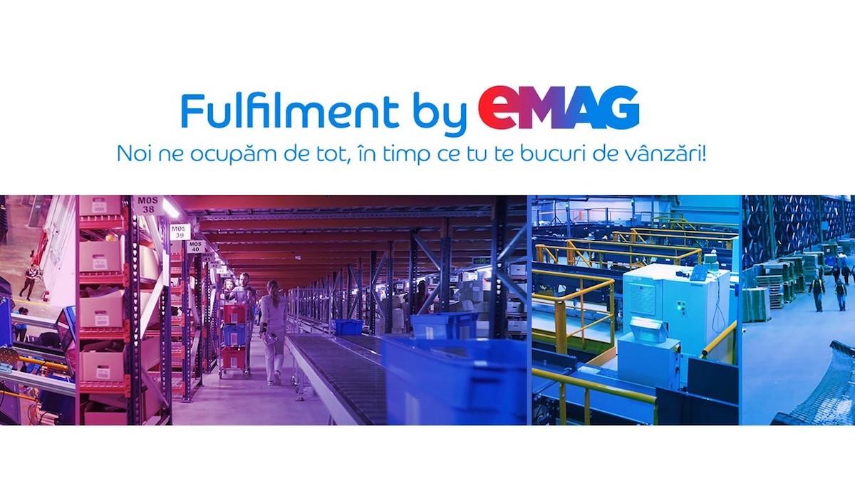 Cum să îți livrezi produsele a doua zi prin Fulfilment by eMAG