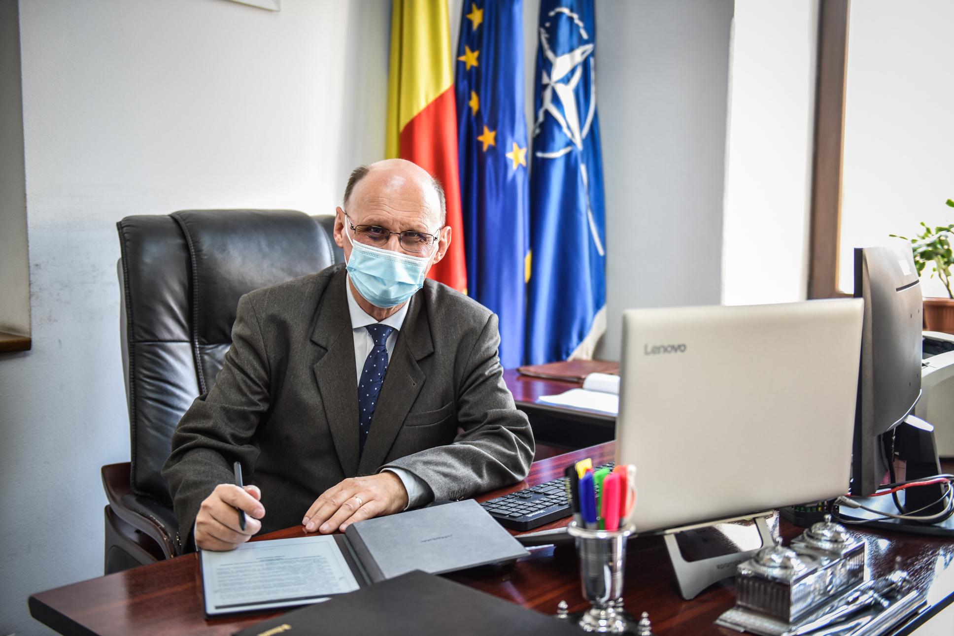 Subprefectul Laurențiu Theodoru, scrisoare deschisă către autorități, medici și lideri de opinie: îndemnați oamenii să se vaccineze