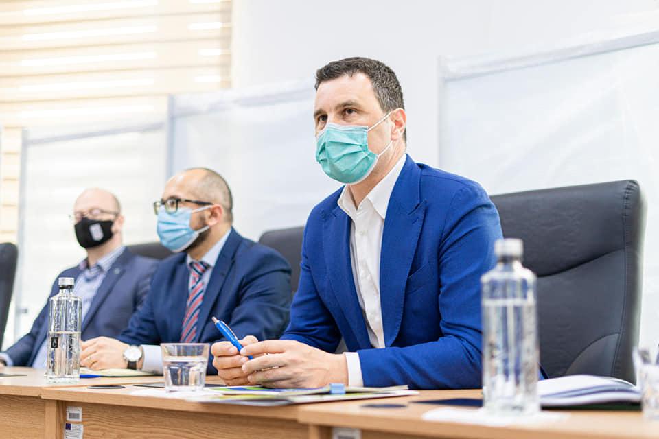 Asociația Comunelor din România, întâlnire cu ministrul Mediului, Apelor și Pădurilor