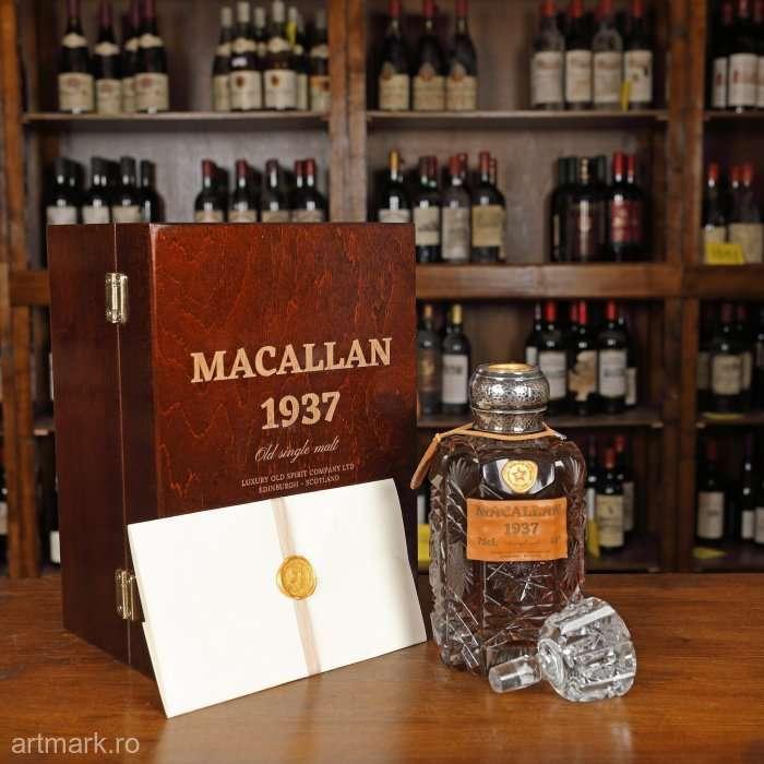 Artmark: Cel mai vechi whisky din România, adjudecat la 7.000 de euro
