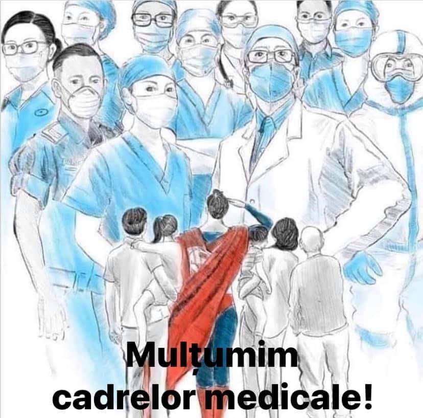 Managerul Spitalului Județean: Pandemia va înceta prin vaccinare, nu prin protestele fără mască din stradă