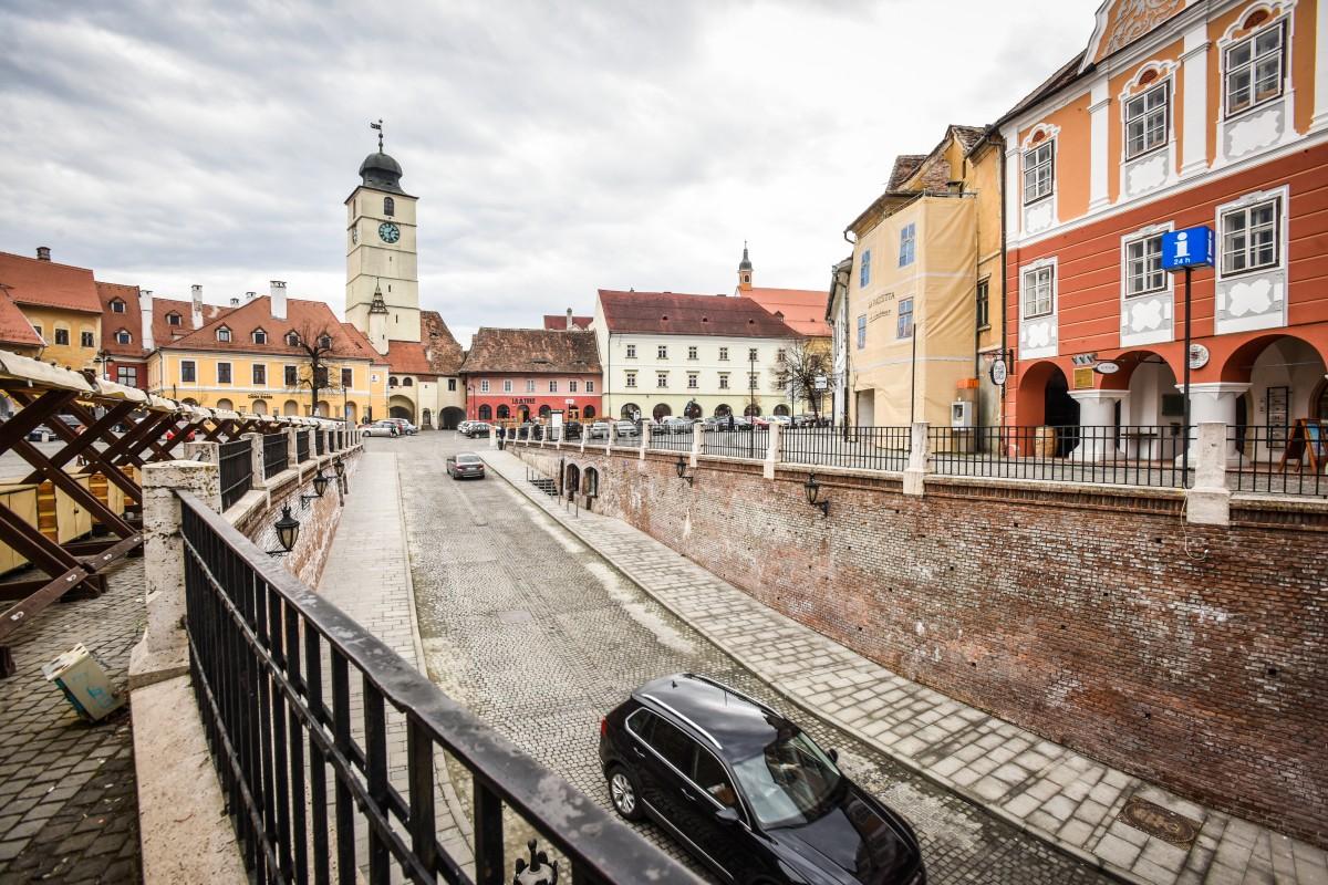 Incidența în Cisnădie crește aproape la 7; Sibiul scade sub 5. Situația în localitățile județului