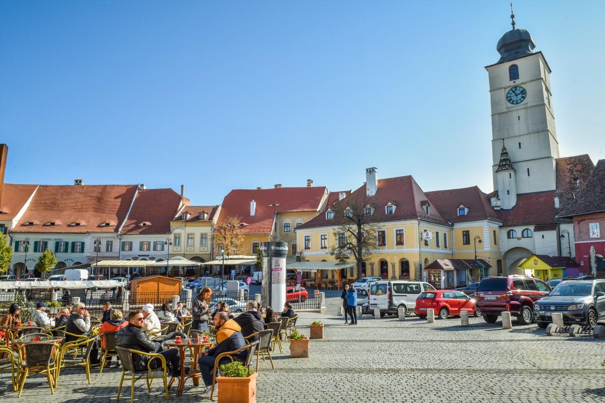 Incidența în Cisnădie scade, după trei zile de creștere; în Sibiu se menține sub 5. Situația în localitățile județului