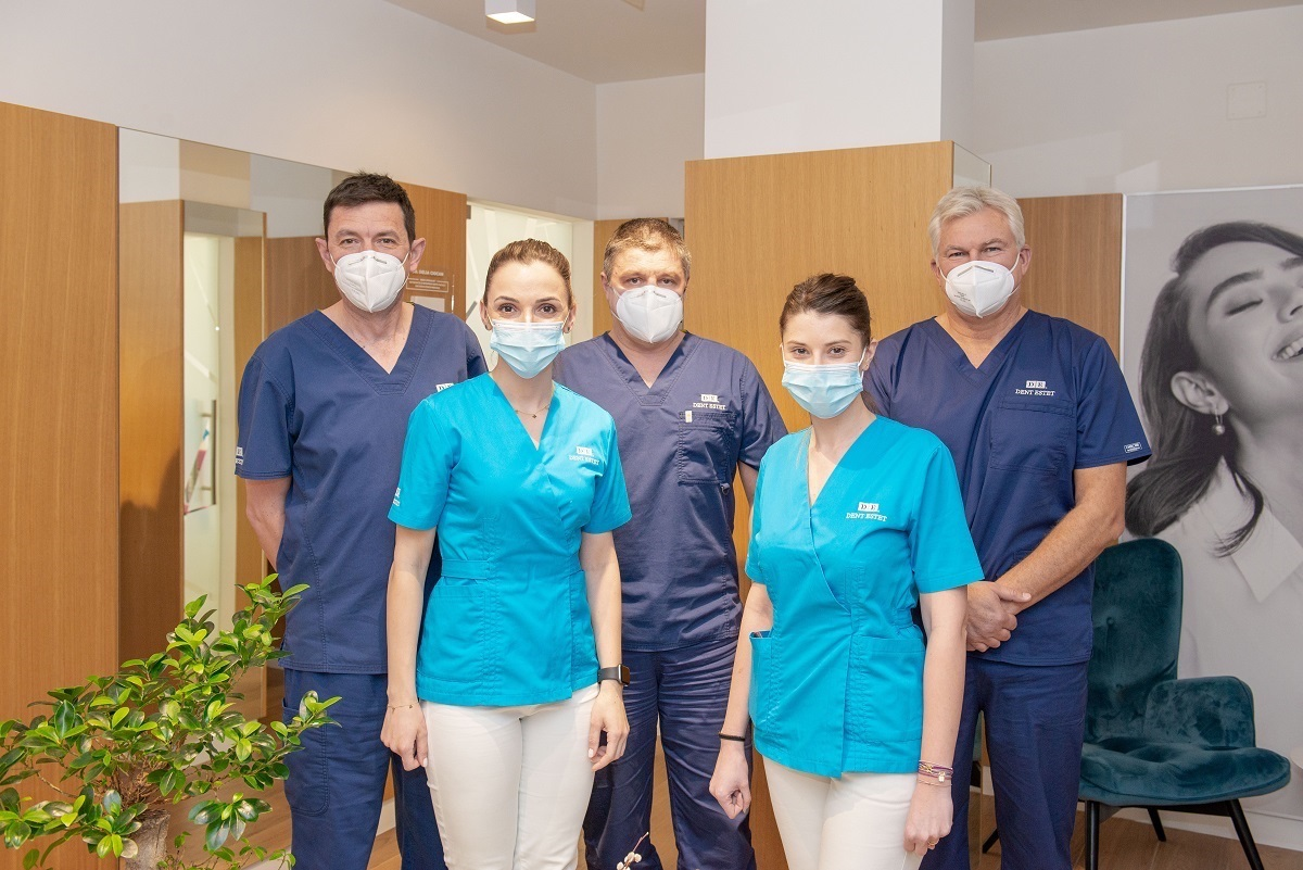 """Pachet de reabilitare orală completă la clinica stomatologică DENT ESTET Sibiu: """"Dacă este DE, este DA"""""""