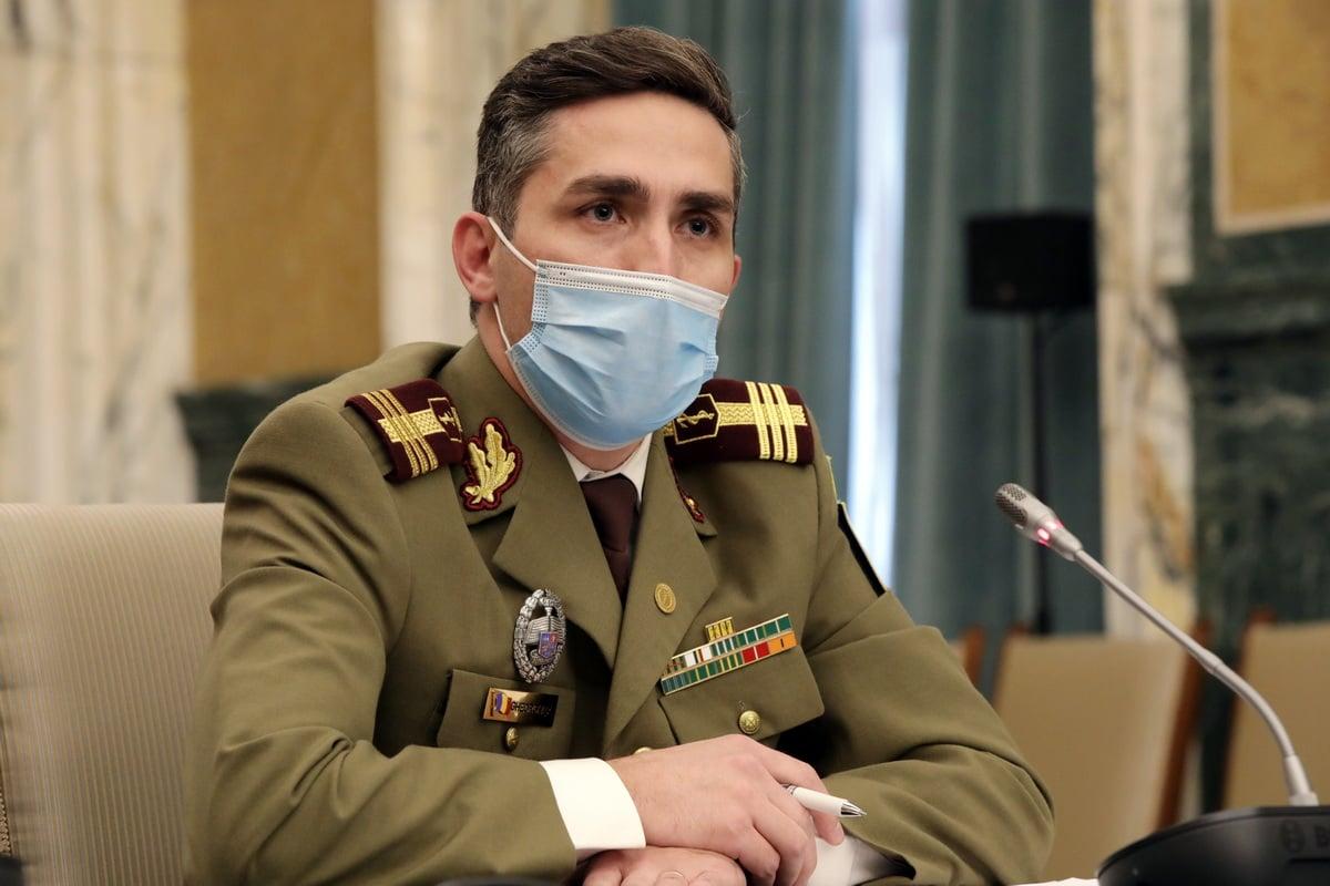Valeriu Gheorghiţă: Continuă vaccinarea cu AstraZeneca pentru toate grupele de vârstă