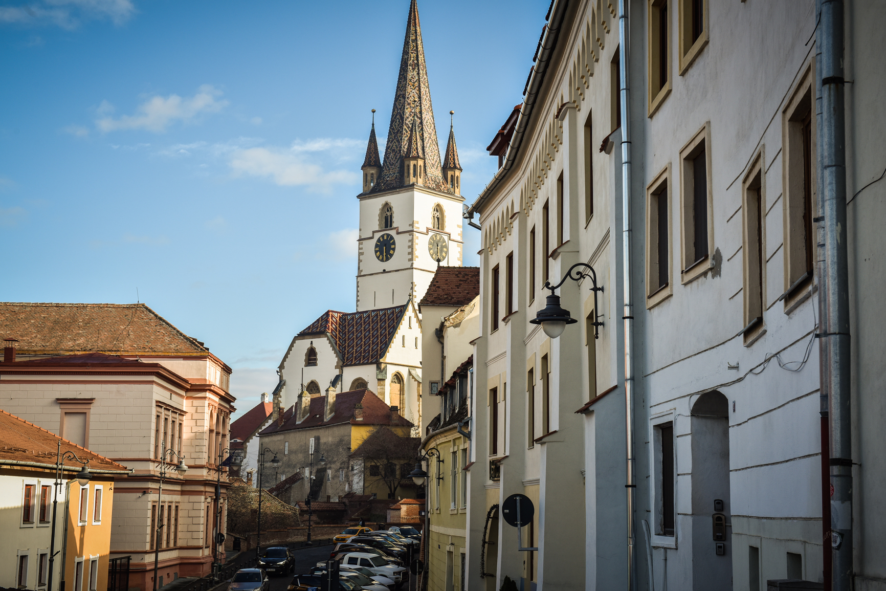 2,61- incidența în municipiul Sibiu. Cristian este singura localitate din județ cu o rată de infectare mai mare de 3